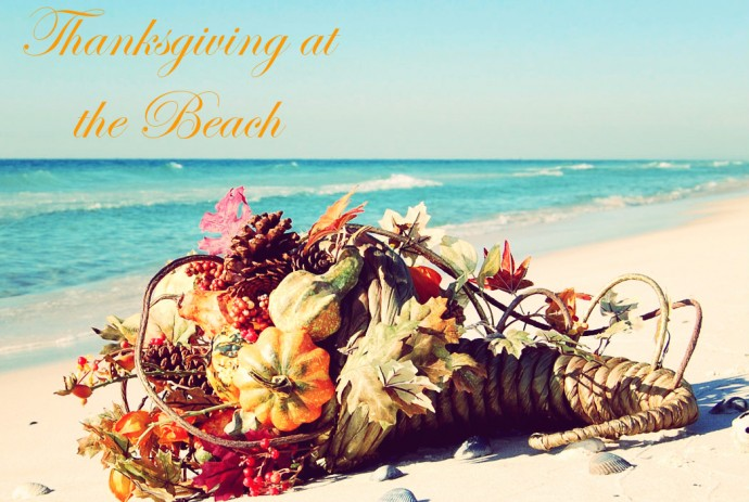 Spend Thanksgiving in North Myrtle Beach
