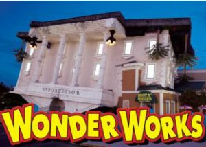 Wonder Works in Myrtle Beach