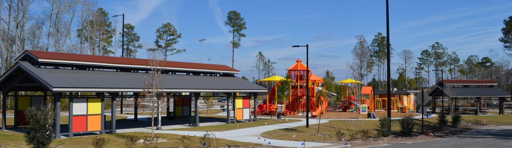 Sports Complex - Playground Area