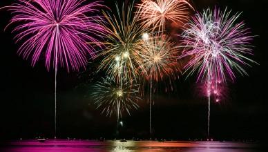Fireworks Displays in Myrtle Beach