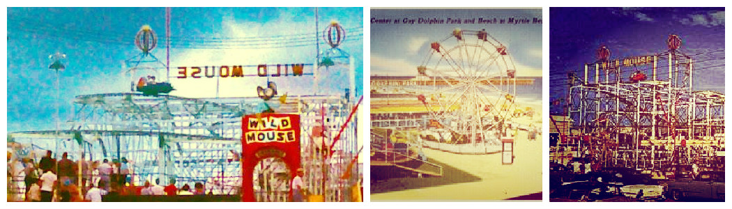 Myrtle Beach Amut Parks From The Past