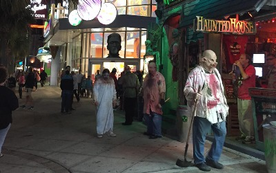 Myrtle Beach Boardwalk Fright Nights