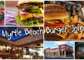 Top Myrtle Beach Burger Spots
