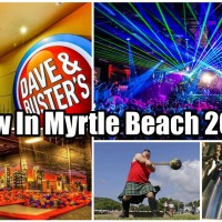 New Attractions, Restaurants Events in Myrtle Beach for 2016