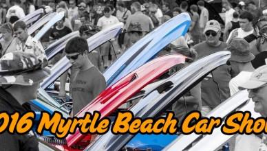 Popular Myrtle Beach Car Shows