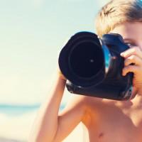Photography on the Beach