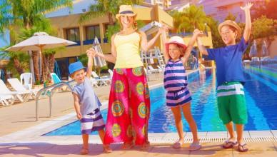 Family Vacation Spring Break Myrtle
