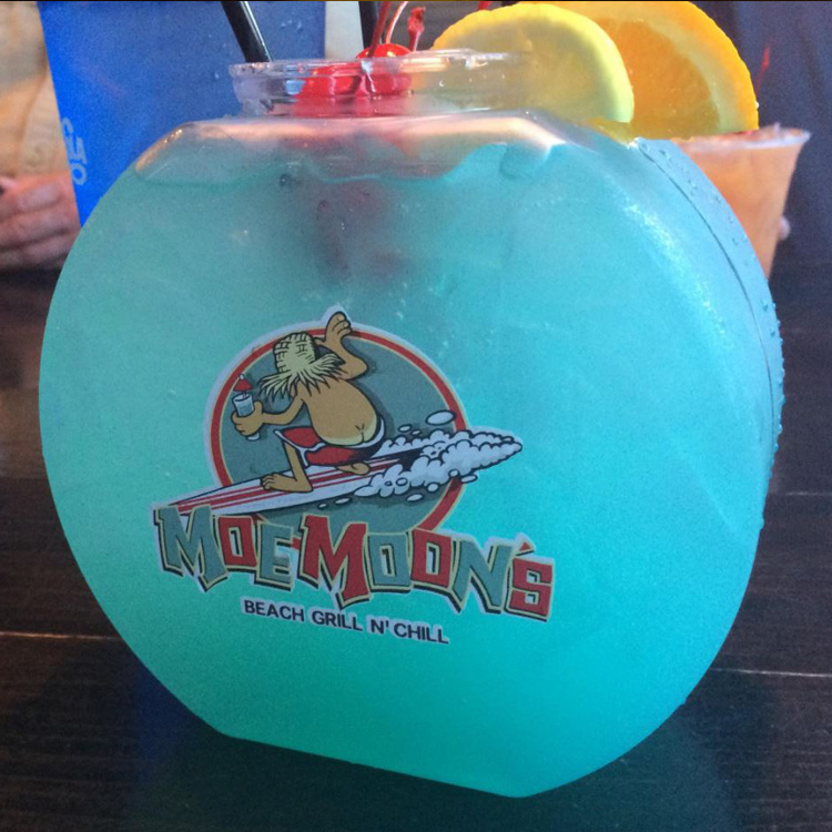 5 unique cool drinks to enjoy in myrtle beach for Fish bowl drinks near me