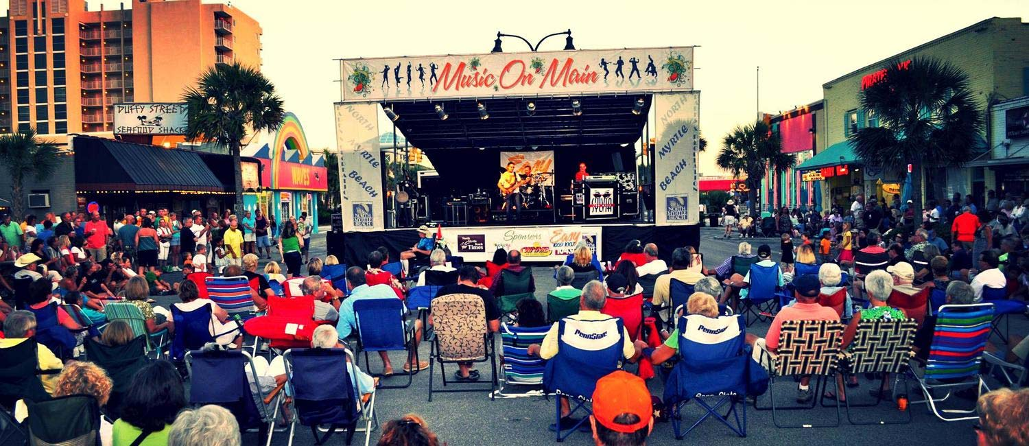 outdoor-music-myrtle-beach