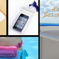Keeping Your Belongings Safe on the beach