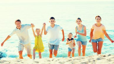 Tips For Visiting Myrtle Beach With A Big Family