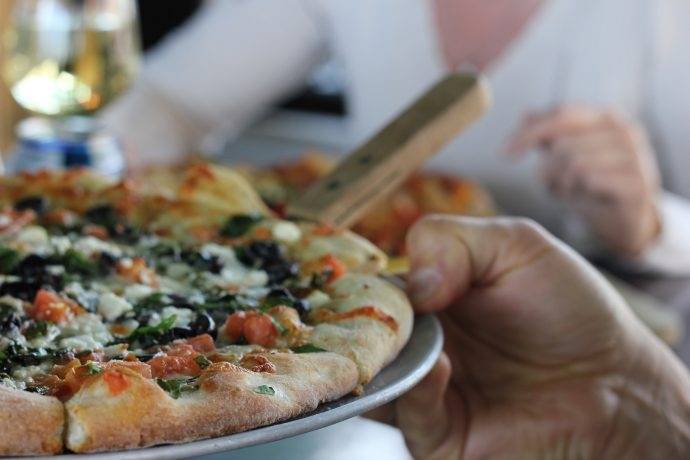 Top 5 Places To Get Pizza In Cherry Grove North Myrtle Beach