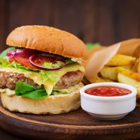 Best Burgers At Barefoot Landing